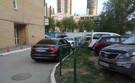 Ремонтные работы в доме по адресу ул. 1-я Красноармейская, 5