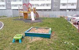 Благоустройство придомовой территории по адресу ул. Гашкова, 53