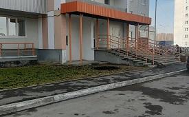 Уборка придомовых территорий