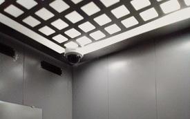 Установка системы видеонаблюдения в доме по адресу ул. Красавинская, 6