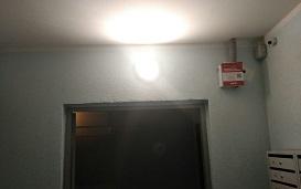 Замена светильников в доме по адресу ул. Целинная, 49Б