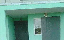 Косметический ремонт входных групп по адресу ул. Делегатская, 35б