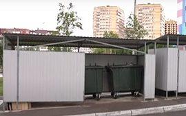 В Перми установили первые контейнеры для раздельного сбора мусора