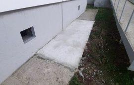 Ремонт отмостки дома по адресу ул. Ракитная, 42