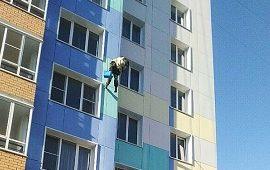 Устранение высолов на доме по адресуул. Кронштадтская, 43