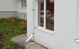 Замена ливневой канализации в доме по адресу ул. Ракитная, 42