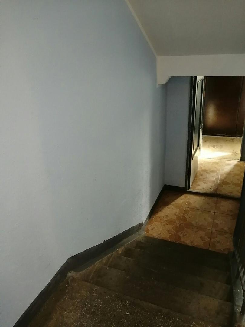 Косметический ремонт первых этажей подъездов дома